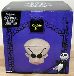 Neca Nightmare Before Christmas Cookie Jar Dr Finkelstein Replacement Lid Only