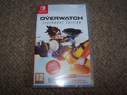 Overwatch Legendary Edition Code In A Box Nintendo Switch New