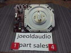 Technics Sl-q300 Turntable Motor Control Board. Tested. Parting Out Sl-q300.