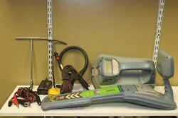 Radiodetection Rd8100 Pdl And Tx-10 Pipe And Cable Locator