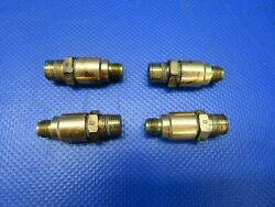 Lycoming Io-360 Fuel Injection Nozzles Gamijectors Gl10-4 Low Time 0621-771