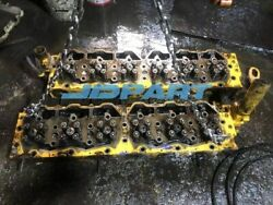 Used 3406 Cylinder Head For Caterpillar Diesel Engines