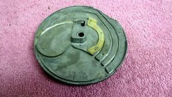 Phonograph Record Player Voice Of Music Vm Turntable Metal Cam Sprocket Part