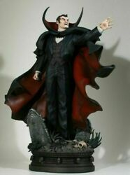 Bowen Designs The Tomb Of Dracula Statue/ Low And Signed By Randy Bowen