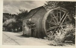 Rppc Ekc The Old Mill Chattanooga Tennessee Vintage Real Photo Postcard A2