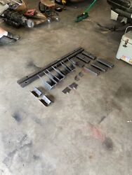 47-54 Ad/s10 Frame Swap Kit With Front And Rear Bumper Brackets