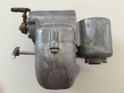 Johnson Racing Outboard Giant Twin Tr-40 Carb