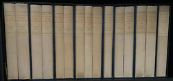 The Works Of George Santayana 15 Volumes Complete / Limited Signed Edition 1936