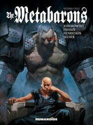 The Metabarons Second Cycle By Jerry Frissen 9781643379951   Brand New