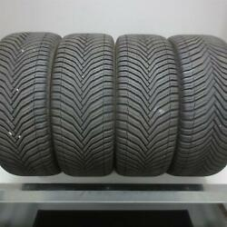 235/50r18 Michelin Crossclimate2 97h Tire 10/32nd Set Of 4 No Repairs