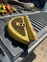 1938 1939 Ford Truck Lower Inside Grille Pan / Apron Original Pickup Panel
