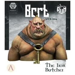 Scale 75 Fantasy Bust 1/12 Bort - The Iron Butcher Sw