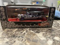 Hot Wheels 2007 Japan Convention Voltaire 63 Cadillac Hearse Dairy Delivery/170