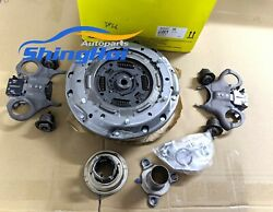 Dps6 Dct250 Dual Clutch With Release Forks Bearing Kit For Ford Focus 2011-up
