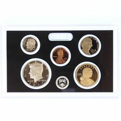 2017 S Partial Proof Set Kennedy Dime Nickel Cent 90 Silver Us Mint 5 Coins