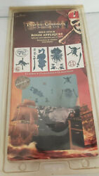 Pirates Of The Caribbean 12 Self Stick Wall Appliques Decals At Worlds End New