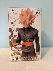 Officially Licensed Dragonball Super Figure - Goku Dxf Super Warriors Sealed
