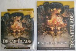 Dreamblade Wotc Base Set Starter Set With Rare Encyclopaedia B - New And Sealed