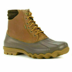Sperry Top Sider Mens Avenue Tan/brown Hunting Boots Size 11