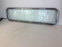 Rare Convertible Glass Rear Window Frame Extra Nice Original Ford Chevy Buick