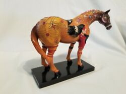 The Trail Of Painted Ponies -ghost Horse 1544 2004 3e/6096