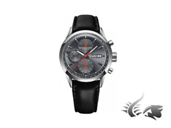 Raymond Weil Freelancer Automatic Watch Grey Chronograph Day And Date