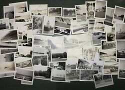 Lot Of 62 Old Photos Antique And Vintage Travel Pictures Niagara Falls Scenery