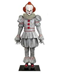 It Statue Pennywise Life Size 180 Cm Dimensions Real In Foam And Latex Neca Ch 2