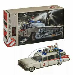 118 Ghostbusters Plasma Series Ecto-1 In Hand