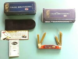 2003 Case Knife Congress 4 Bladed 64025 Nos Collectors Club
