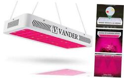 Vander 3000w Led Grow Light Double Switch For Indoor Sy005f 3000w Red Purple