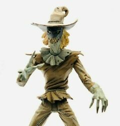 Scarecrow Hush Action Figure Series 3 - Dc Direct Loose 2004