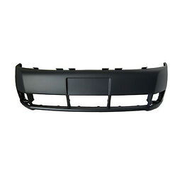 Fo1000634pp New Replacement Front Bumper Cover Fits 2008-2011 Ford Focus