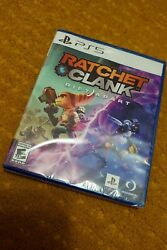 Ratchet And Clank Rift Apart - Playstation 5 - Factory Sealed