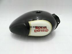 Gas Petrol Fuel Tank For Royal Enfield Classic C5 350cc Uce Model Bolt Type