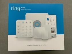 Brand New Sealed Ring Alarm 8-piece Security Kit - White