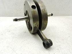Crankshaft And Connection Rod Bsa 441 B44 Victor Shooting Star T639a