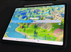 2020 Apple Ipad Pro 4th Gen. 512gb Wi-fi 12.9 In - Space Gray With Fortnite