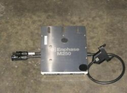 Enphase Energy Micro Inverter M250-72-2ll-s22 - Box Of 12 - New In Box