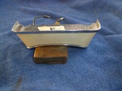 1967 1968 Mustang Cougar Console Rear Light Assembly New Bulbs Tested Ok 67 68 F