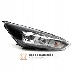 Ford Focus Mk3 Headlight Facelift Led Left Top Condition
