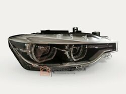 Bmw F30 F31 Headlight Facelift Lci Vollled Right Top Condition Complete