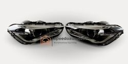 Bmw X1 F48 Headlight Vollled Left Right 7495003 7495004 Top Complete