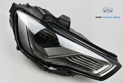 Audi A3 S3 Rs3 Headlight Vollled 8v0941034 Right Top Condition Complete