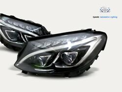 Mercedes W205 Full Led Headlight Ils Left And Right A2059063104/3204 Top Quality