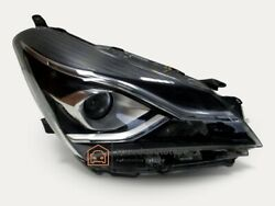 Toyota Yaris 3 Headlight Right Facelift Led Top Condition