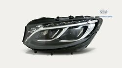 Headlight Mercedes S Class Coupe W217 Full Led Left A2178202600 Top