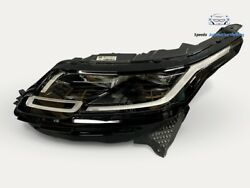 Range Rover Velar Headlight Left Vollled Top Condition Assembly Complete