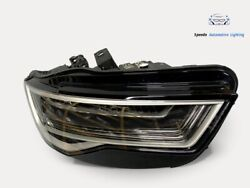Audi A6 C7 Matrix Headlight Full Led Right Top Condition Assembly Complete