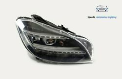 Headlight Mercedes Cls W218 Facelift Full Led Performance Right As New